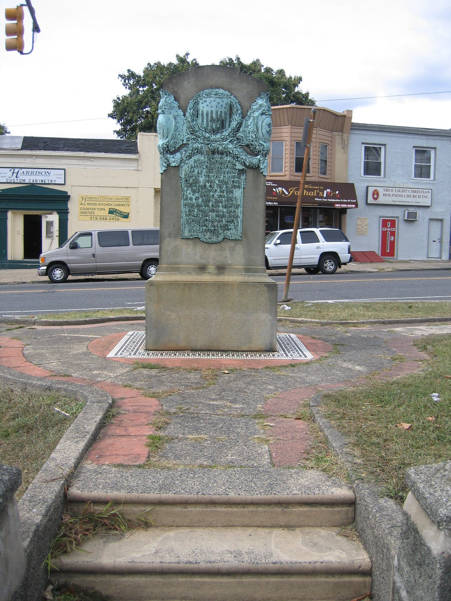 East Germantown World War I Memorial