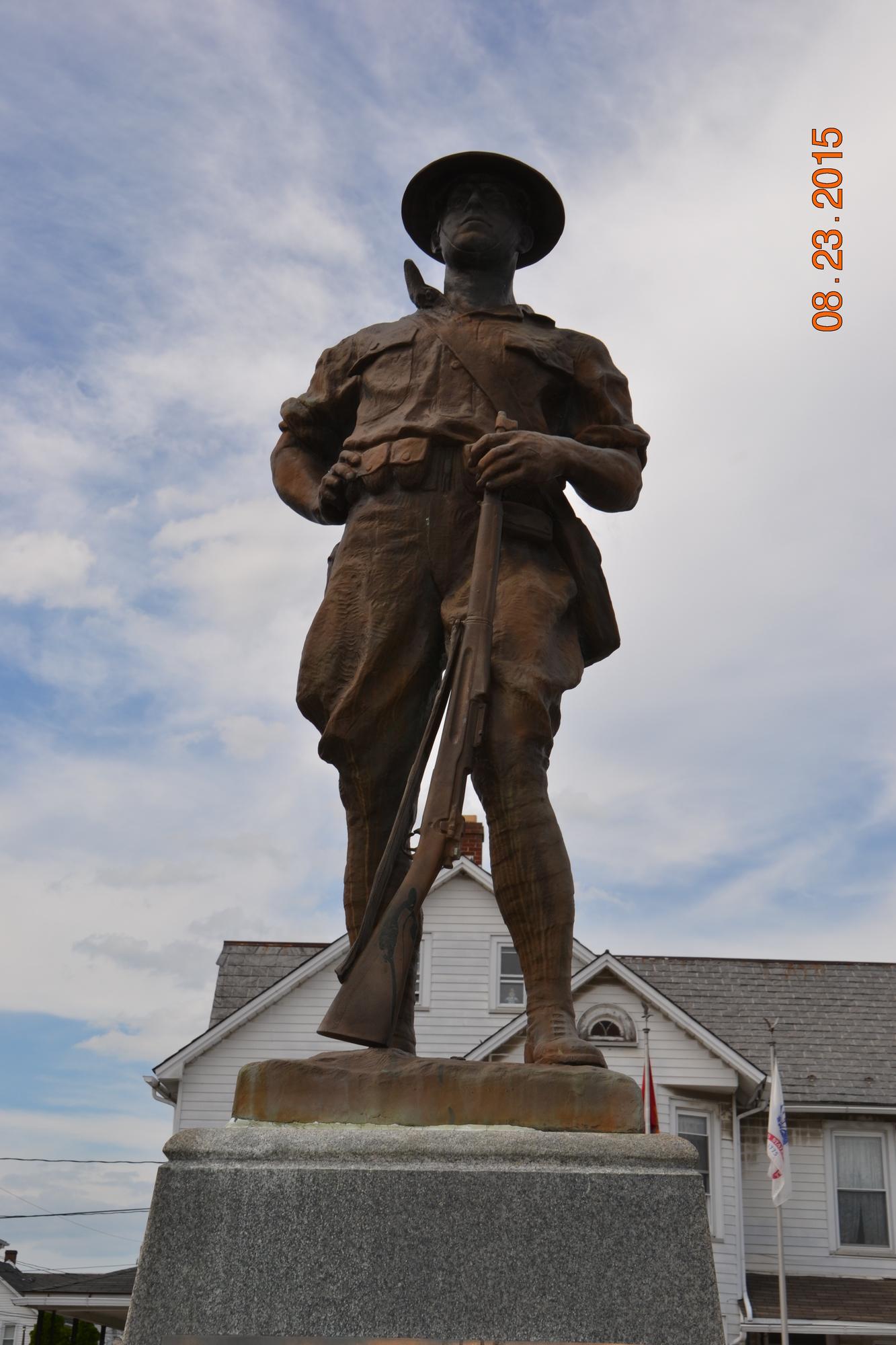 Northampton World War I Memorial