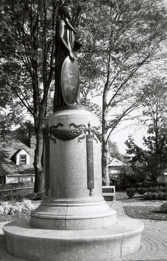 World Wars I & II and Korean Memorial