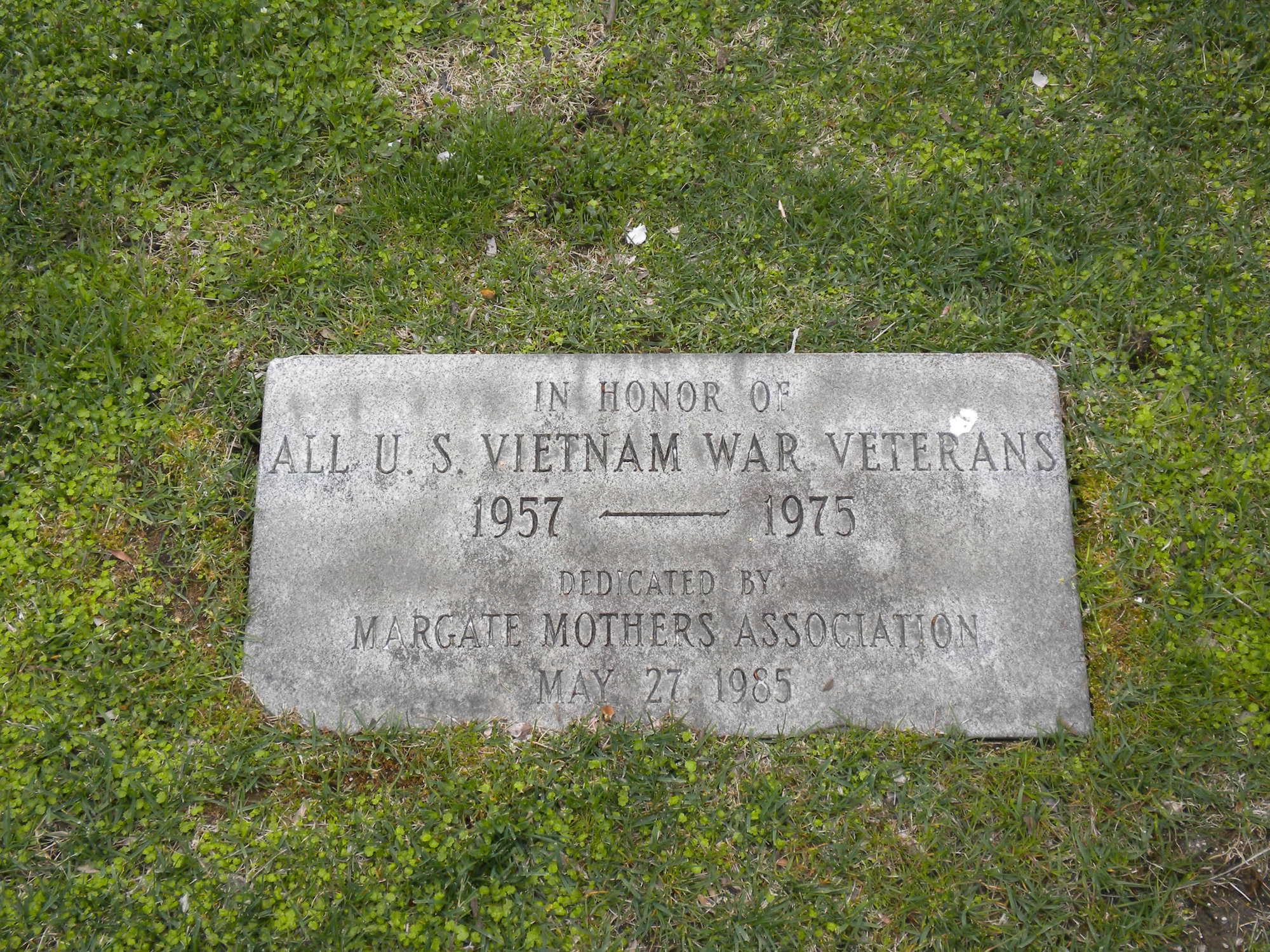 Margate World War I Memorial (NJ)