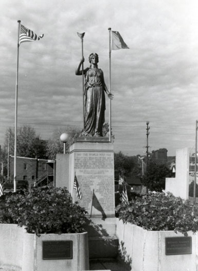 WWI Monument