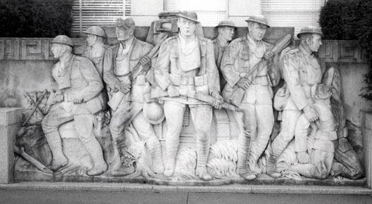 (Mississippi War Memorial Group II)