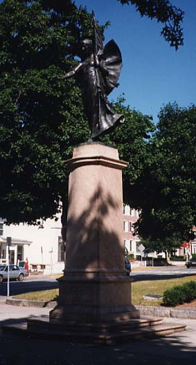Fitchburg World War I Memorial