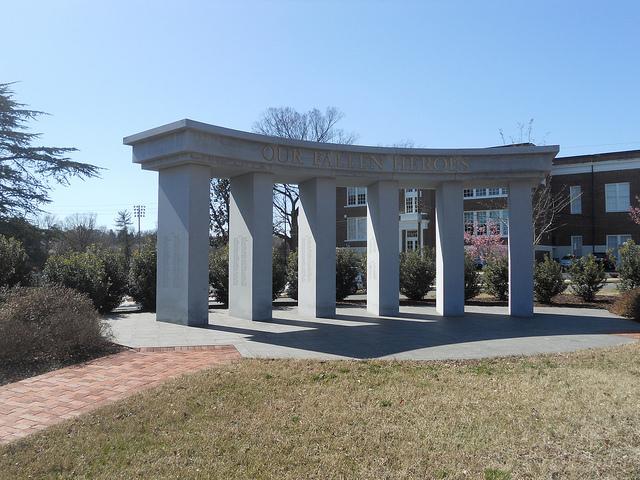 Fredericksburg Area War Memorial Park