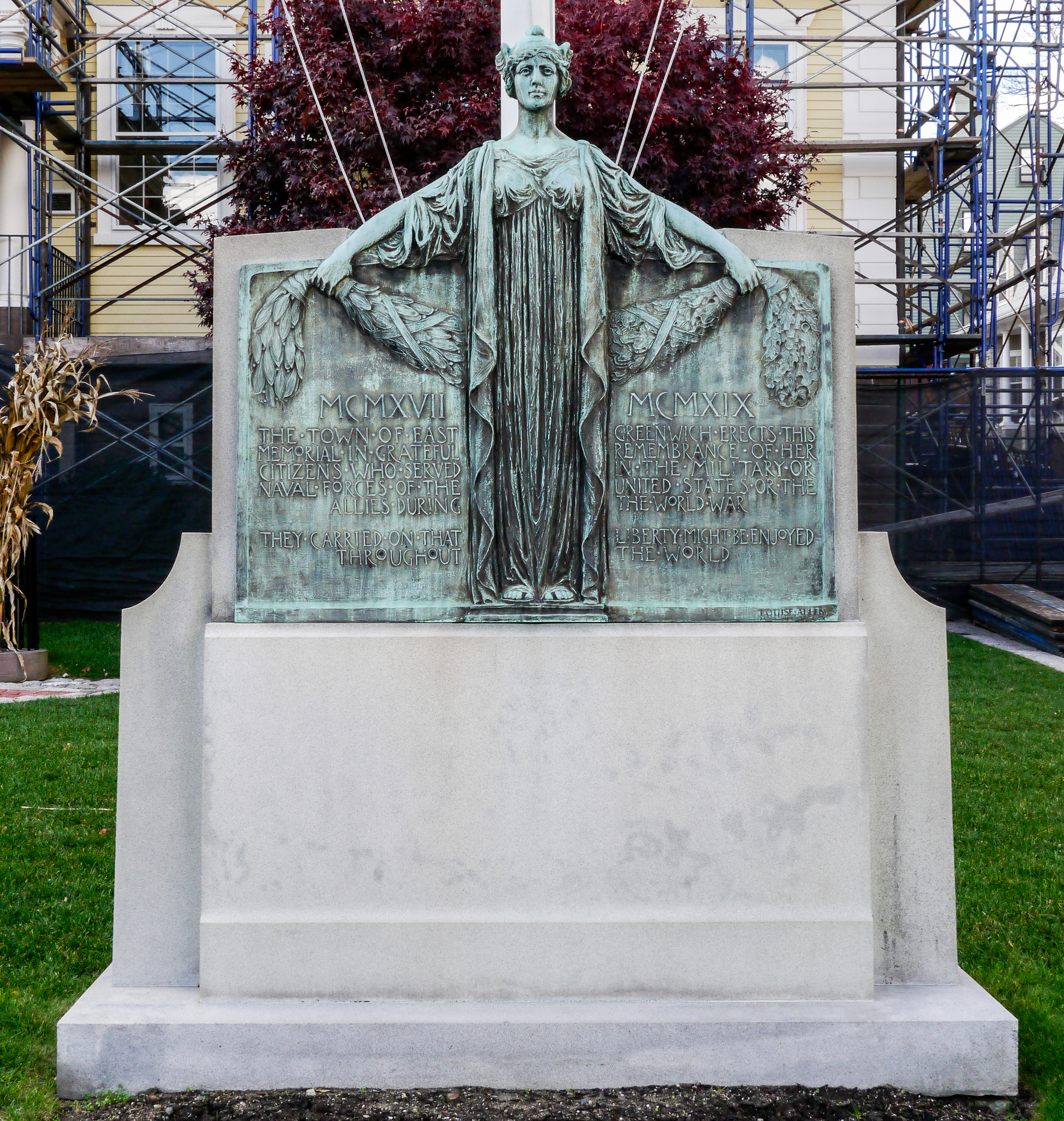 East Greenwich World War I Memorial