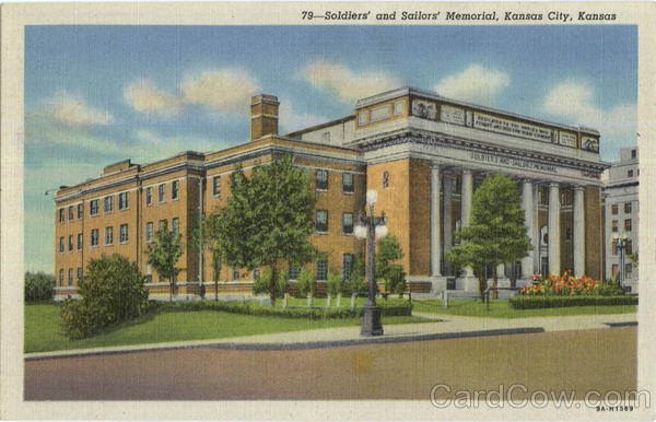 Kansas City, KS Soldiers and Sailors Memorial Building (KS)