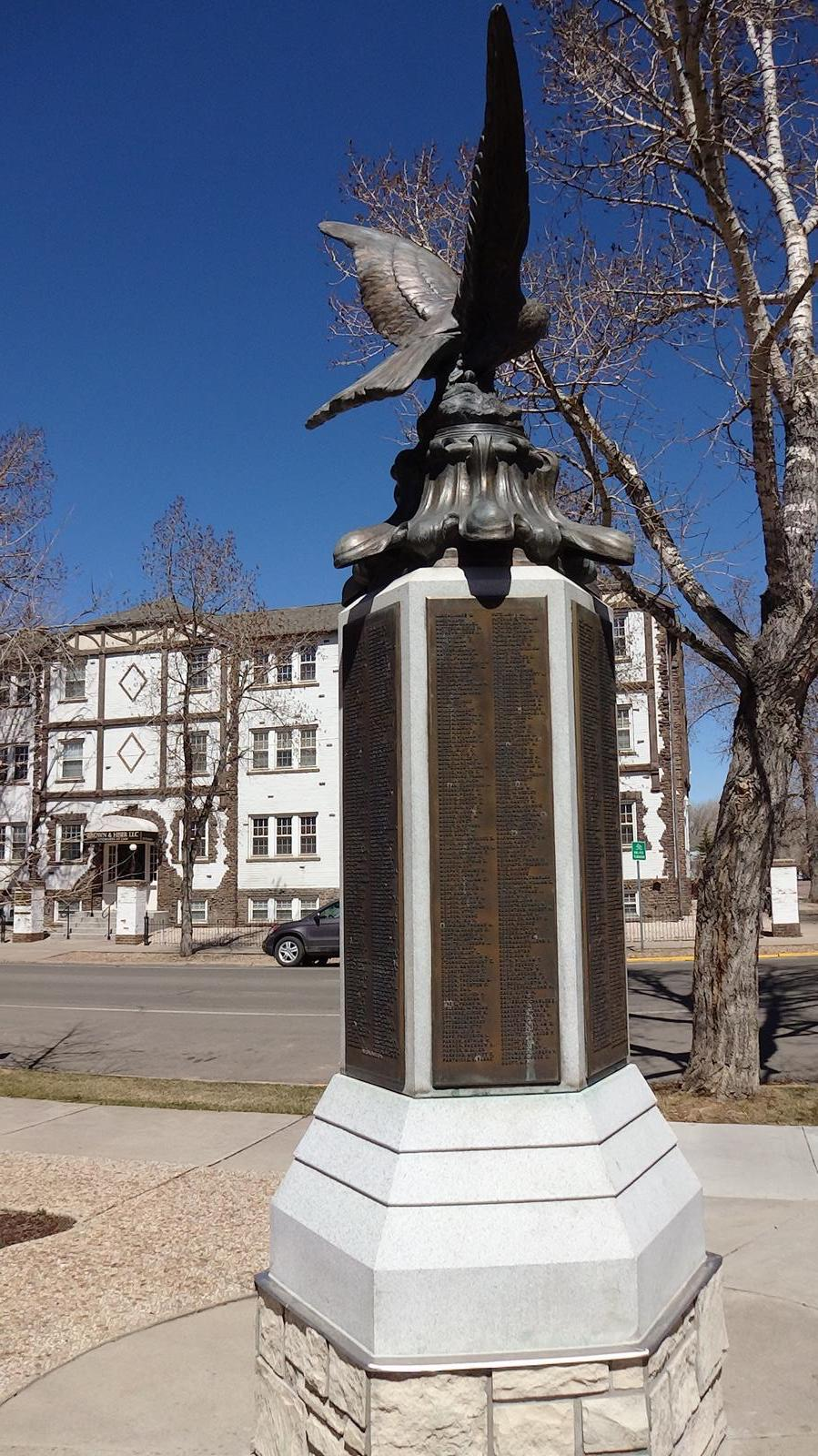 Albany County World War I Memorial