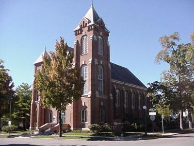 First Presbyterian Church of Champaign World War Memorial (IL)
