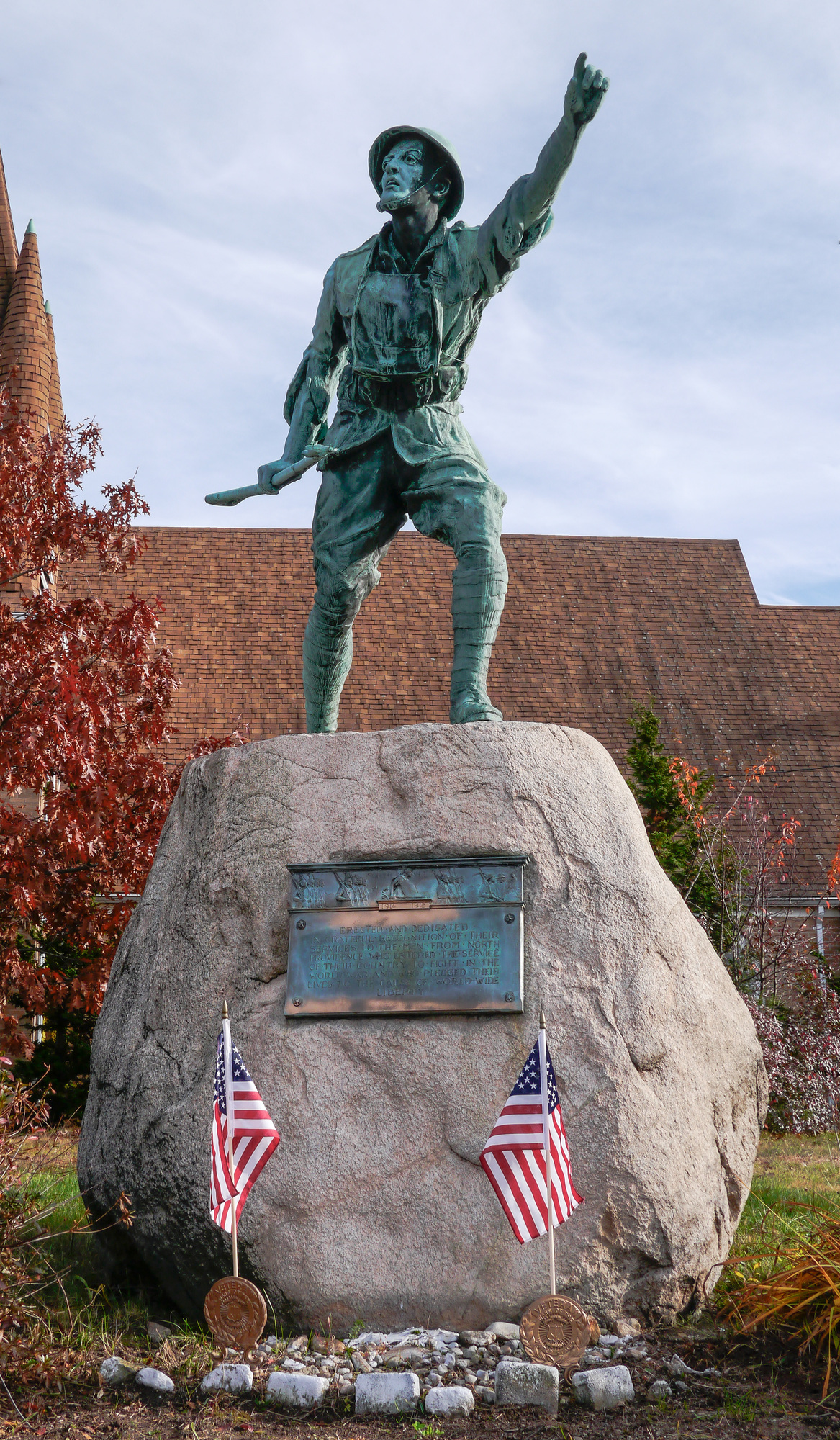 North Providence World War Memorial