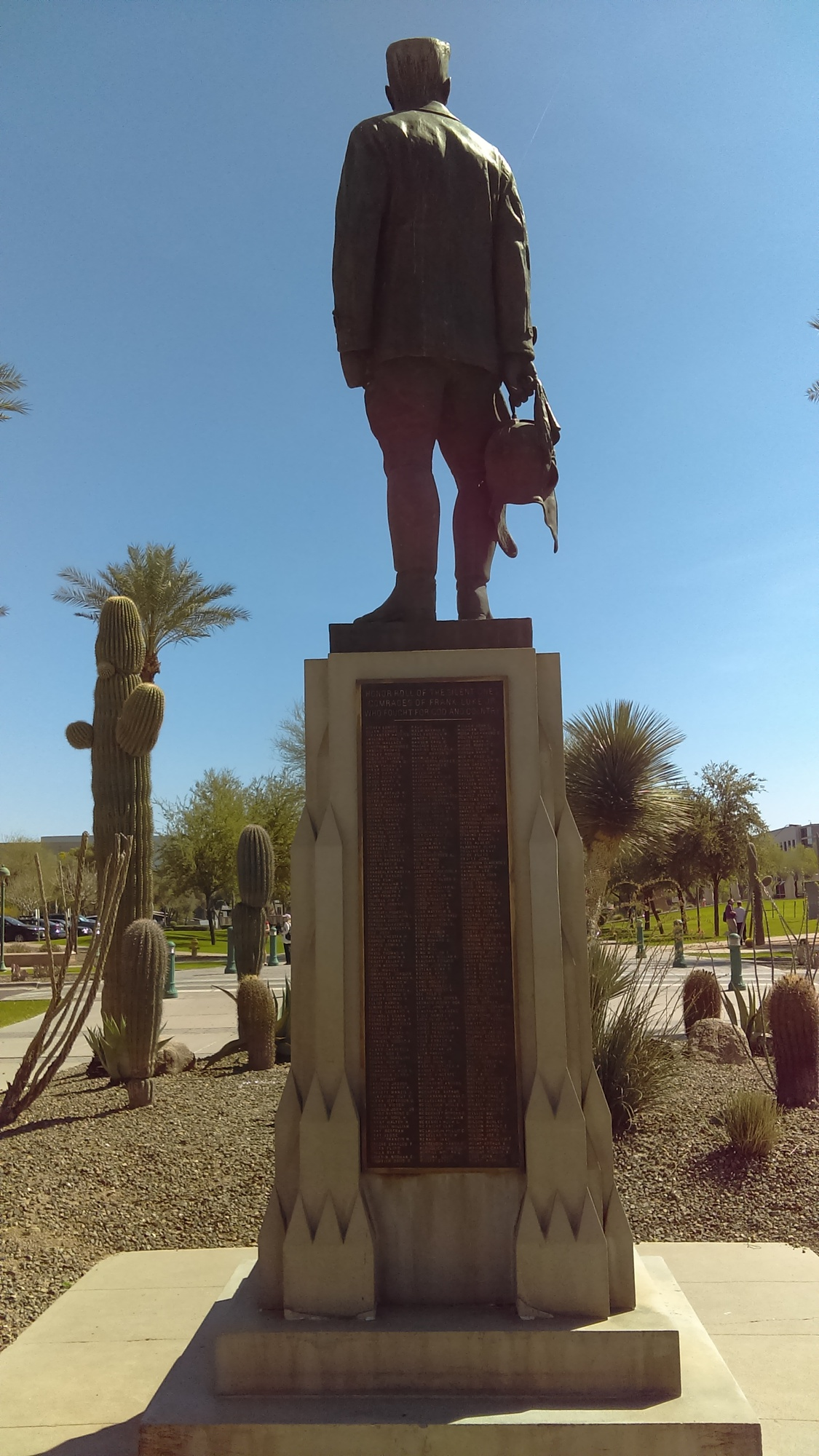 Lt. Frank Luke Jr. Memorial (AZ)