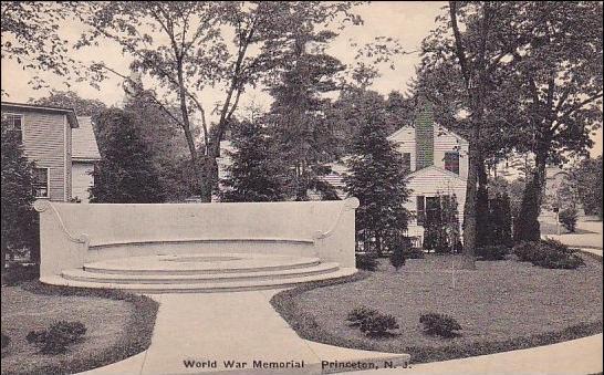 Princeton Wars Memorial  (NJ)