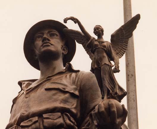 (All Wars Memorial)