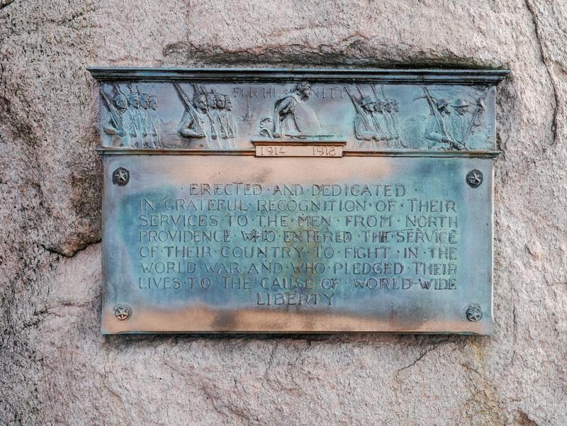 North Providence World War Memorial