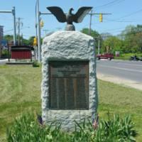 """NY Syracuse.  """"Polish Legion of American World War Veterans"""" located near the Basilica of the Sacred Heart at Kosciuszko Park (sub. Rich Sloma).jpg"""
