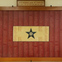 Riley County, KS WWI Service Plaque (Flag).jpg